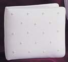 Satin Cluster Pearl Collection Guest Book