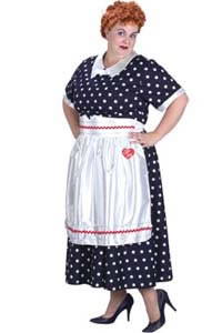 Plus Size Lucy Costume