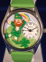 Personalized St. Patrick's Day Watches