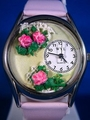 Personalized Flower Watches