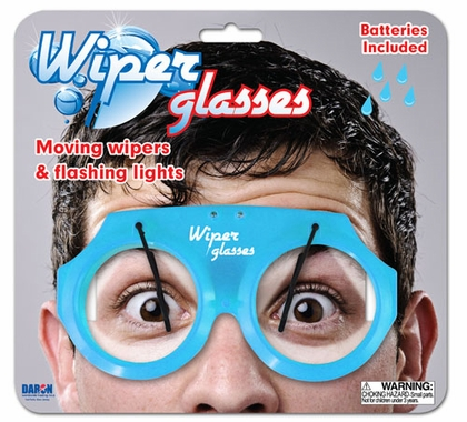 Wiper Glasses - Blue