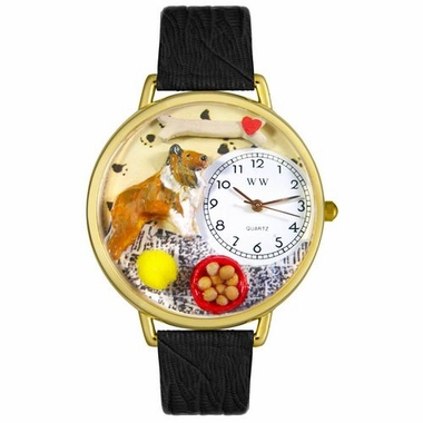 Personalized Collie Unisex Watch