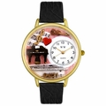 Personalized Violin Unisex Watch