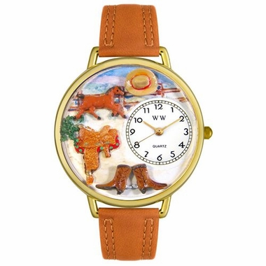 Personalized Ranch Unisex Watch