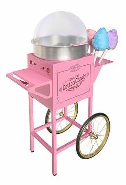 Nostalgia Electrics™ Cotton Candy Machine CCM-600 Commercial