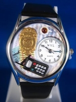Personalized Police Watches