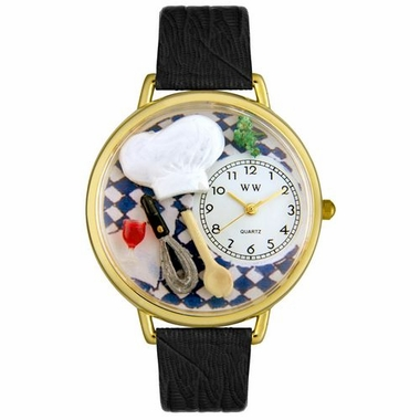 Personalized Chef Unisex Watch