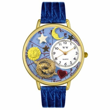 Personalized Pisces Unisex Watch