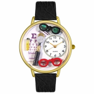 Personalized Ophthalmologist Unisex Watch