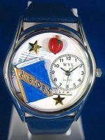 Personalized History Teacher Watches