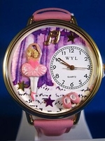 Personalized Ballerina Watches