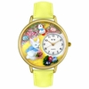 Personalized Easter Bunny Unisex Watch