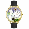 Personalized Halloween Ghost Unisex Watch