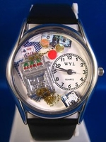 Personalized Casino Watches