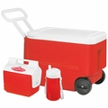 Igloo 38 Qt. Wheelie Cooler 10275