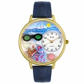 Personalized Flip-flops Unisex Watch
