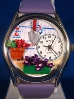 Personalized Gardening Watches