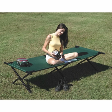Texsport 15046 Jumbo Folding Camp Cot