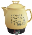 Sunpentown Chinese Medicine Cooker - Tan