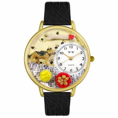 Personalized German Shepherd Unisex Watch