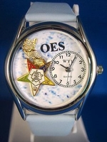 Personalized Order of the Eastern Star Watches