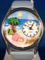 Personalized Palm Tree Watches