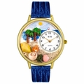 Personalized Palm Tree Unisex Watch