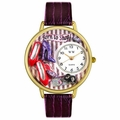 Personalized Shoe Shopper Unisex Watch