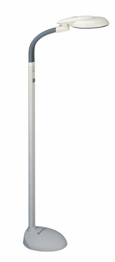Sunpentown Easy Eye Energy Saving Floor Lamp w/ Ionizer