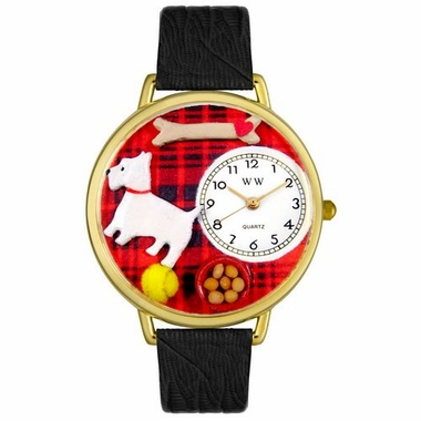 Personalized Westie Unisex Watch