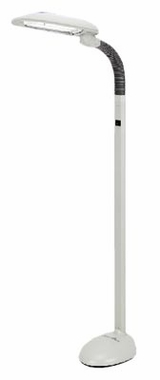 Sunpentown Floor Lamp with Ionizer - EasyEye Energy-Saving