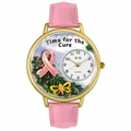 Personalized Time for the Cure Unisex Watch
