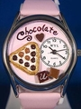 Personalized Chocolate Lover Watches