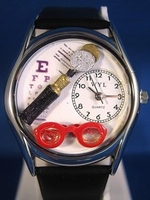 Personalized Ophthalmologist Watches