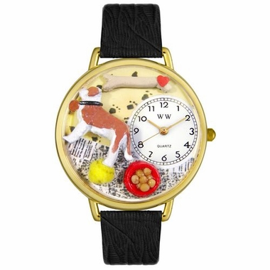Personalized Saint Bernard Unisex Watch