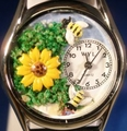 Personalized Sunflower Watches