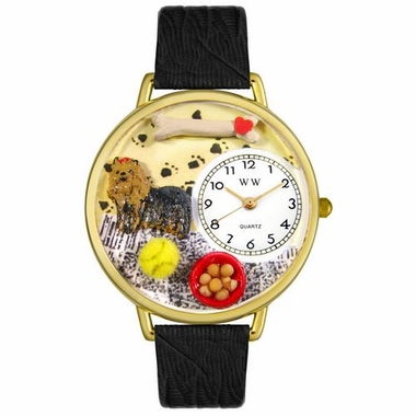 Personalized Yorkie Unisex Watch