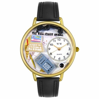 Personalized Accountant Unisex Watch