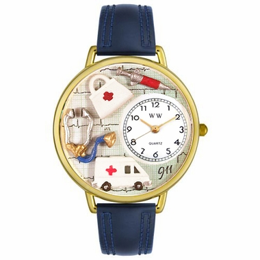 Personalized EMT Unisex Watch
