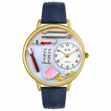 Personalized Dentist Unisex Watch