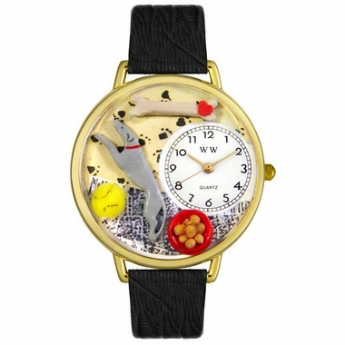 Personalized Greyhound Unisex Watch