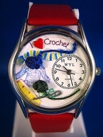 Personalized Crochet Watches