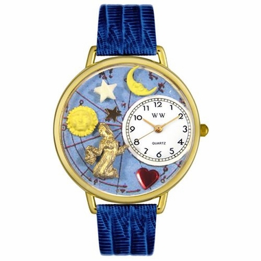 Personalized Virgo Unisex Watch
