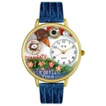 Personalized Chocolate Lover Unisex Watch