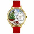 Personalized Christmas Tree Unisex Watch