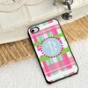 Personalized Plaid iPhone Cover