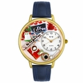 Personalized Coffee Lover Unisex Watch
