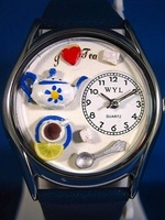 Personalized Tea Lover Watches