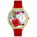 Personalized English Teacher Unisex Watch