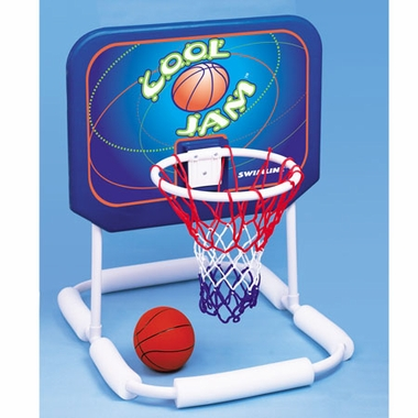 Swimline 9166 Cool Jam Floating Basketball